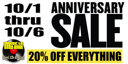 Second Anniversary Sale at 3003 Babcock Blvd.
