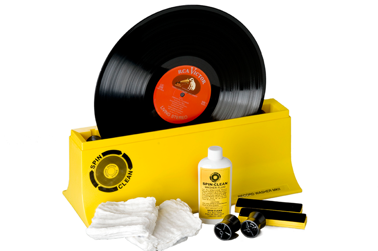 Spin-Clean Record Washer - Vinyl Record Cleaner